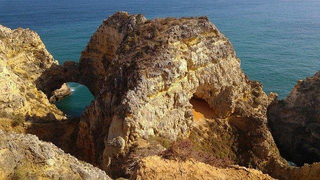 portugalské útesy