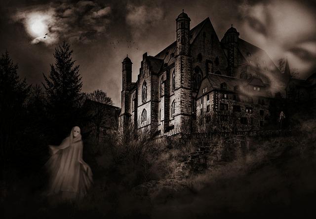 duch u hradu