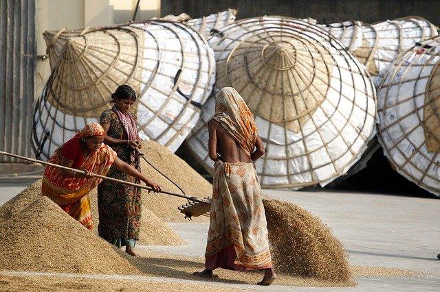 ženy v bangladéši